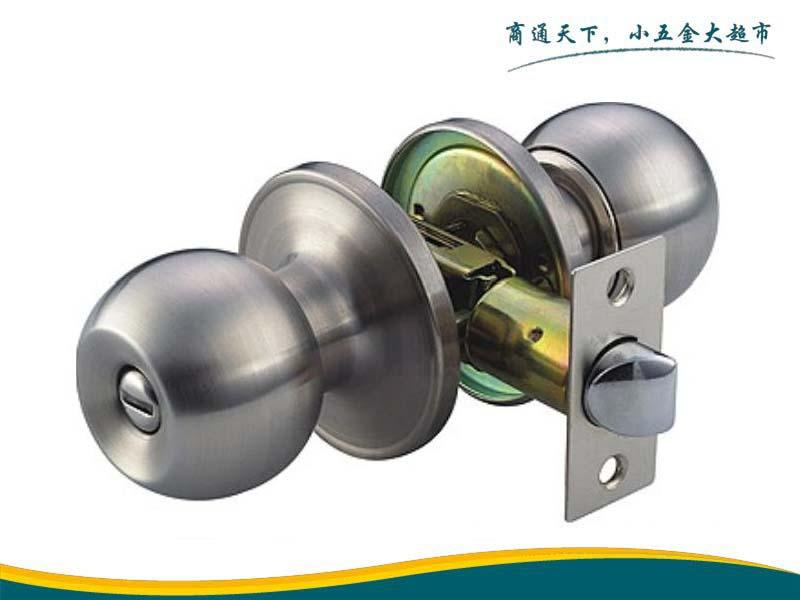 587SS三杆球形锁,门锁,防盗锁,五金锁具