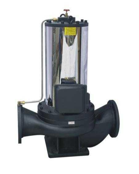 不锈钢立式屏蔽泵
