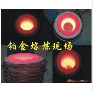 高频感应加热 废铜提炼设备,锡渣还原设备,贵金属熔炼设备