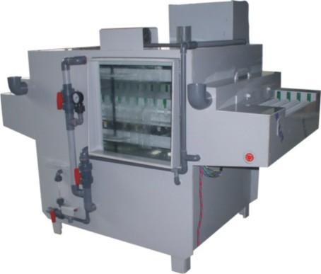 高精度节能腐蚀机新式焊接箱体特牢固