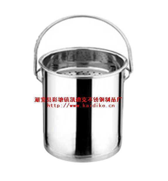 供应不锈钢桶 不锈钢茶池桶