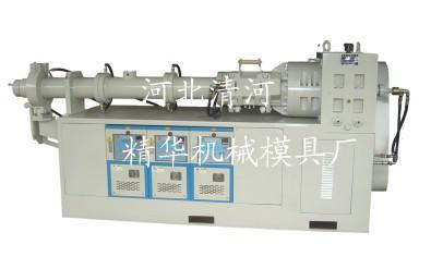 三元乙丙胶条生产线 单螺杆三元乙丙胶条生产线厂家河北精华