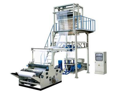 厂家推荐购买旋转机头吹膜机|PE吹膜机就到河北富达