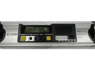 数显水平尺 带磁性数字水平尺 数显倾角仪 275MM电子水平