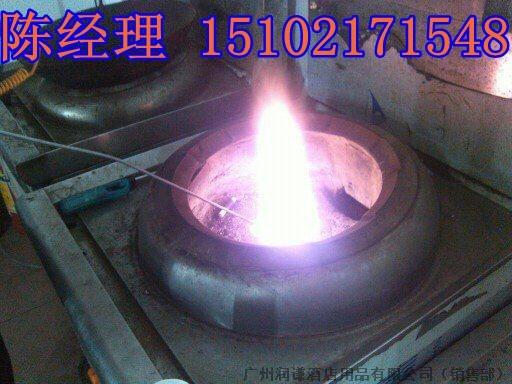 尖头火醇基单炒炉,甲醇不锈钢单灶高效节能方便