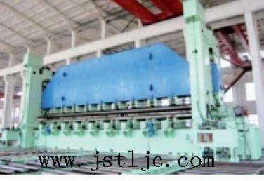 船用卷板机优质卷板机江苏品牌卷板机特力卷板机