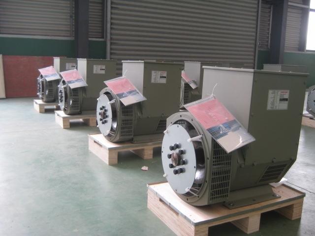 江都40KW/50KVA三相无刷同步发电机供应商价格
