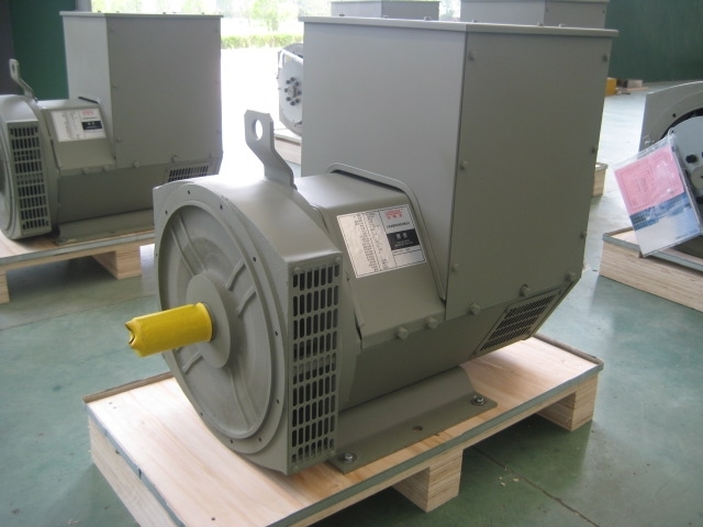 扬州中小型75KW无刷三相纯铜交流工业发电机供应