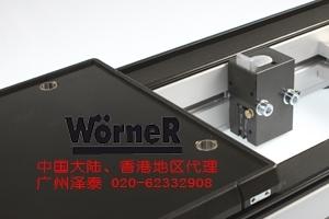 Worner无阻尼阻挡器/阻挡气缸