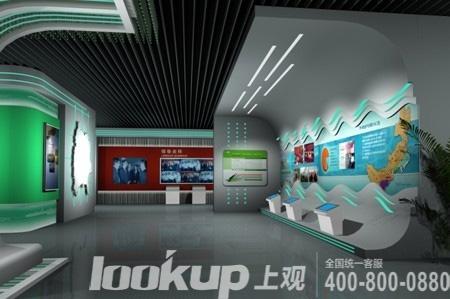 数字沙盘 展厅声光电 互动展示技术 展厅多媒体设计