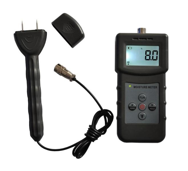 针式感应式两用水分测定仪MS360